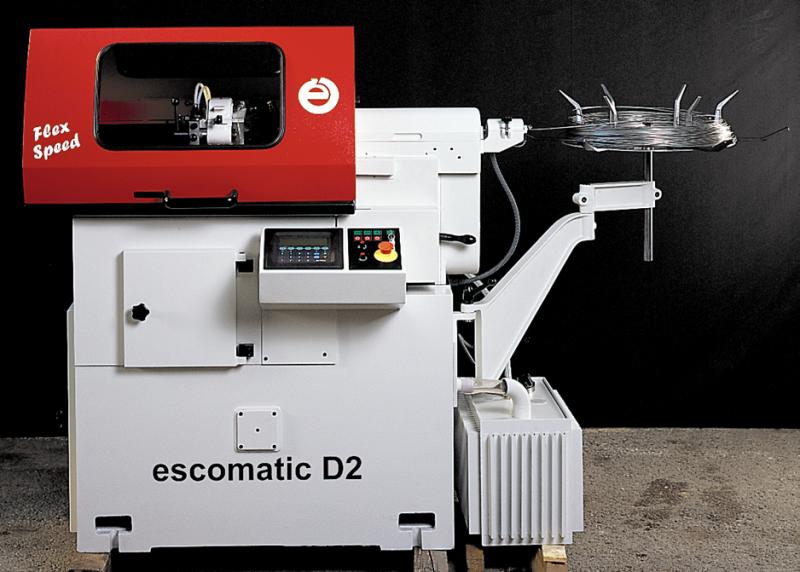 Prima macchina Escomatic 2003